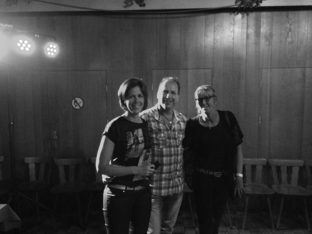 BC Roggel 1: Steffie, Henri en Marion